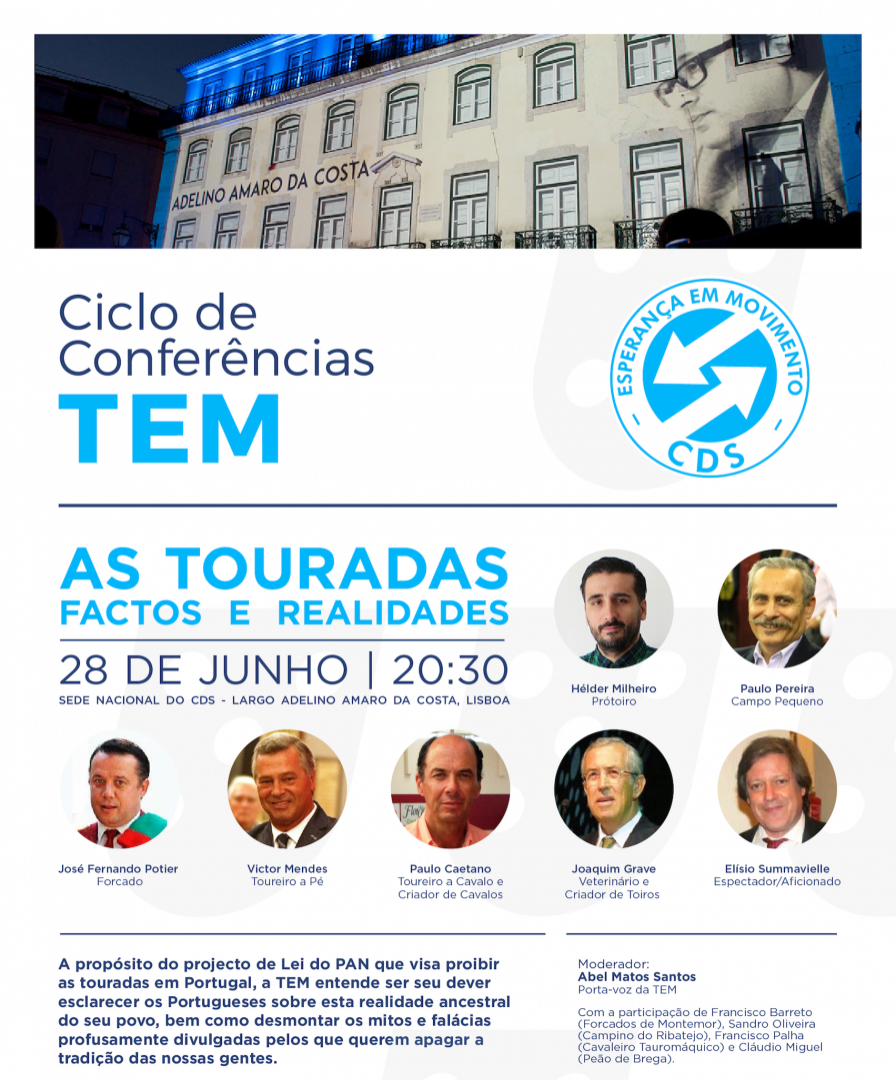 cartaz_As Touradas
