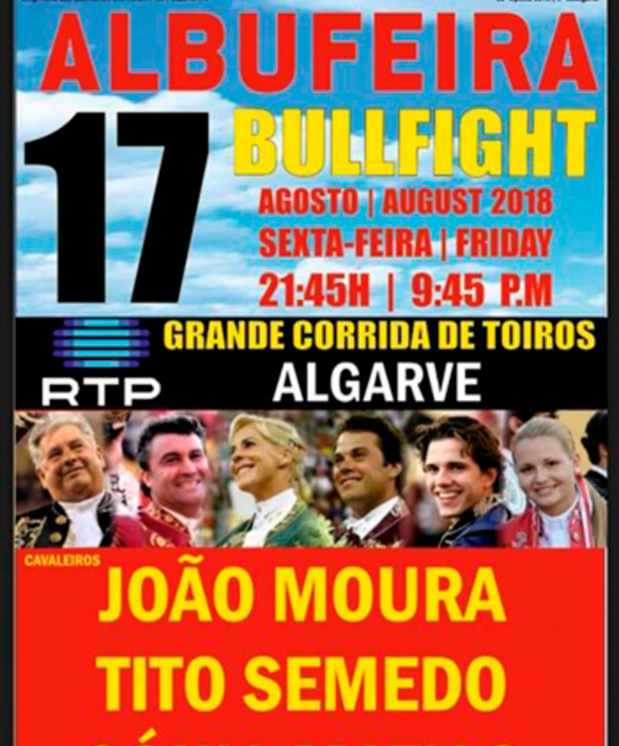 corrida tv algarve